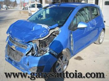 Salvage Chevrolet Spark
