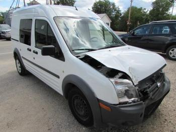 Salvage Ford Transit Connect